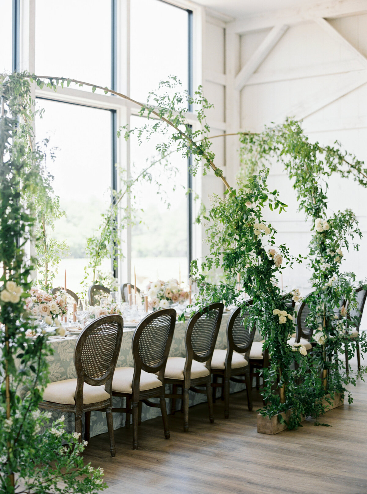 The Greenery Intimate Wedding with Always Yours Events 50