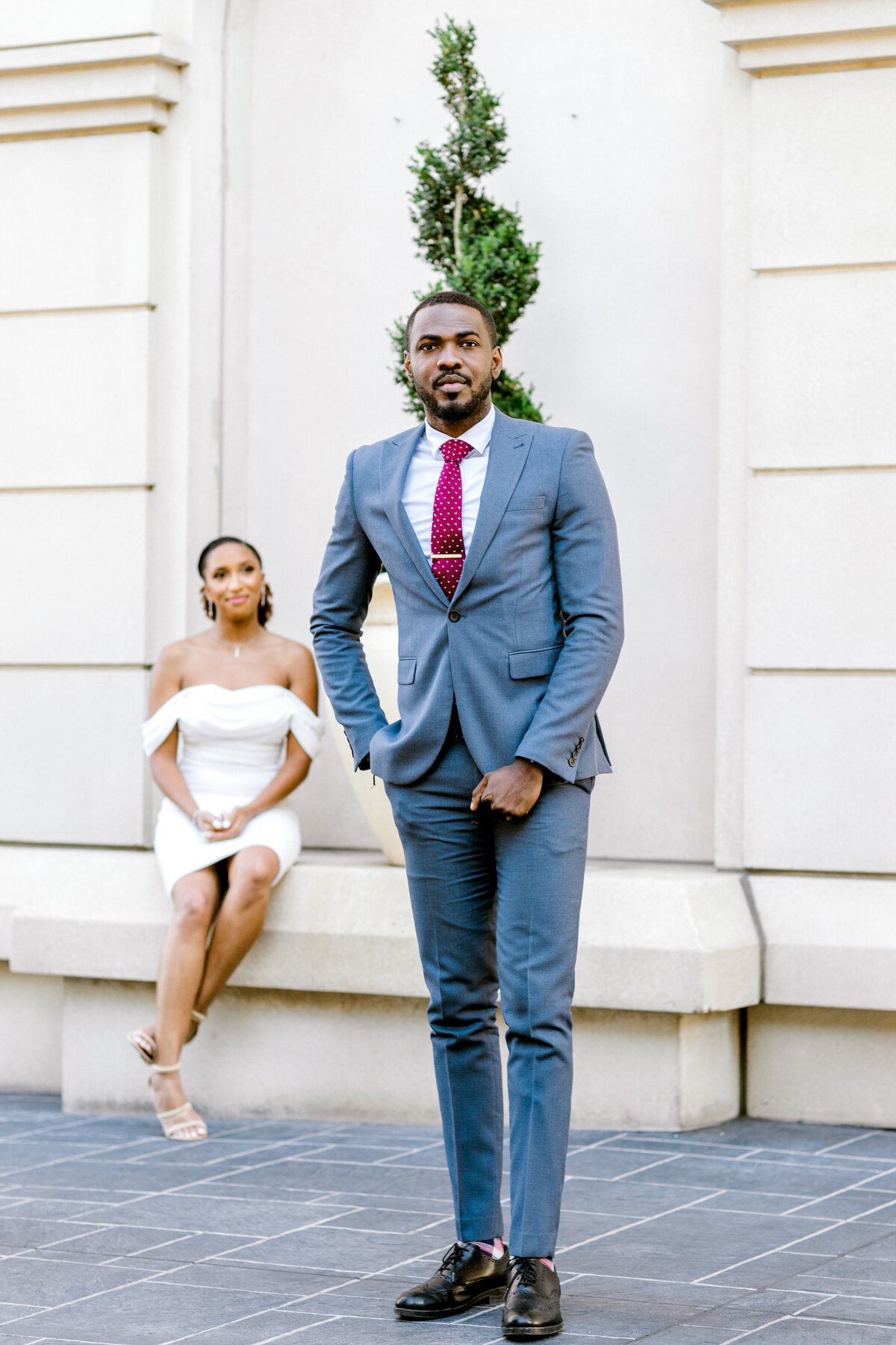 Atlanta Couple + Engagement Session-26