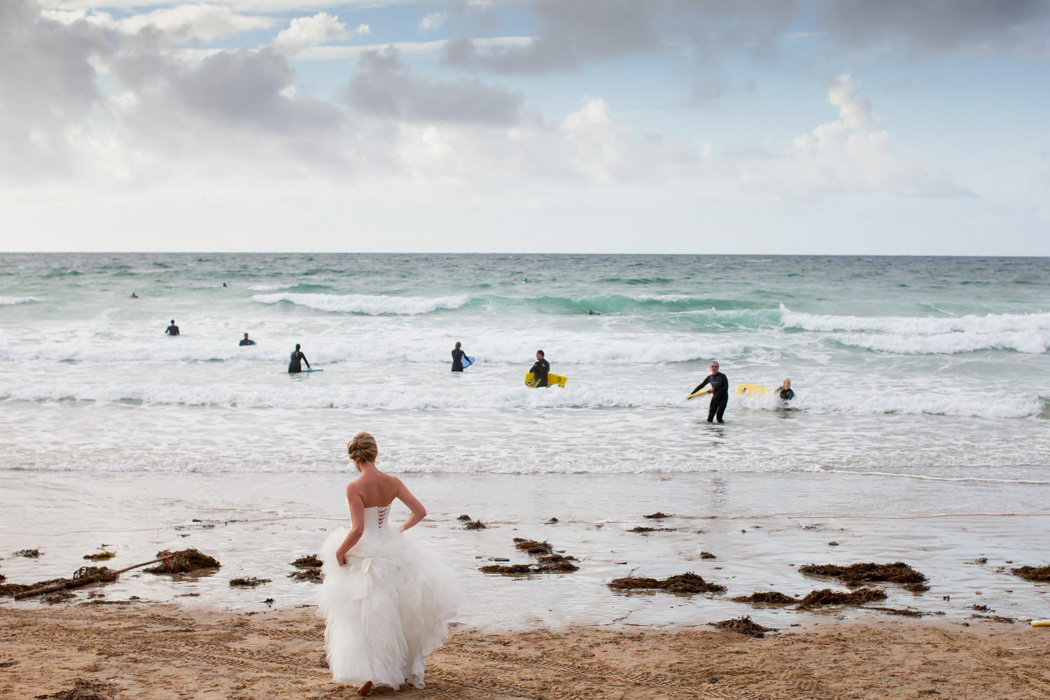 Wedding Photography at Woolacombe Bay Hotel