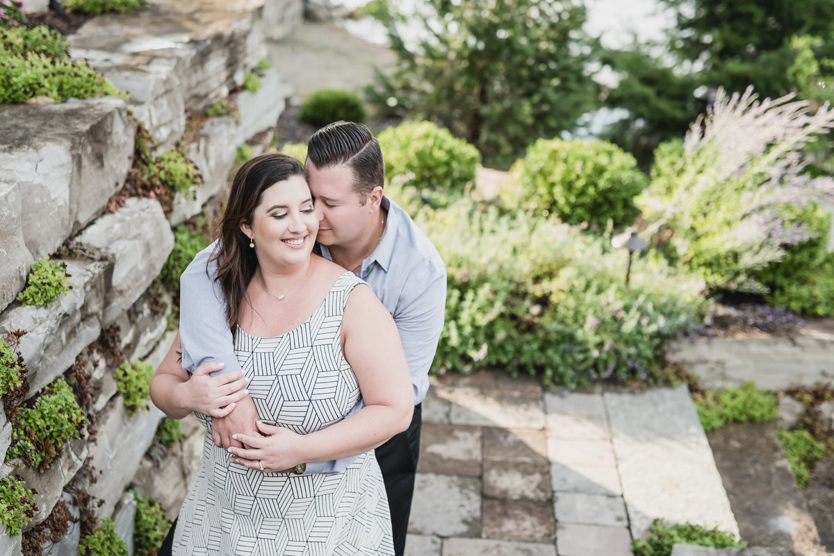 Lake House Engagement Session in Goodrich, Michigan10