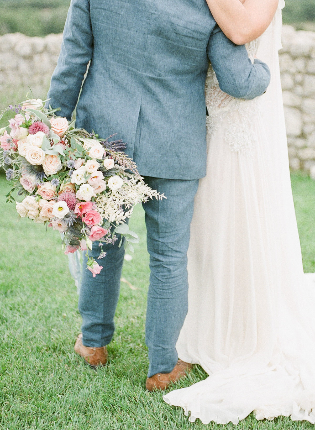 Domaine de Sarson Provence France Wedding-114