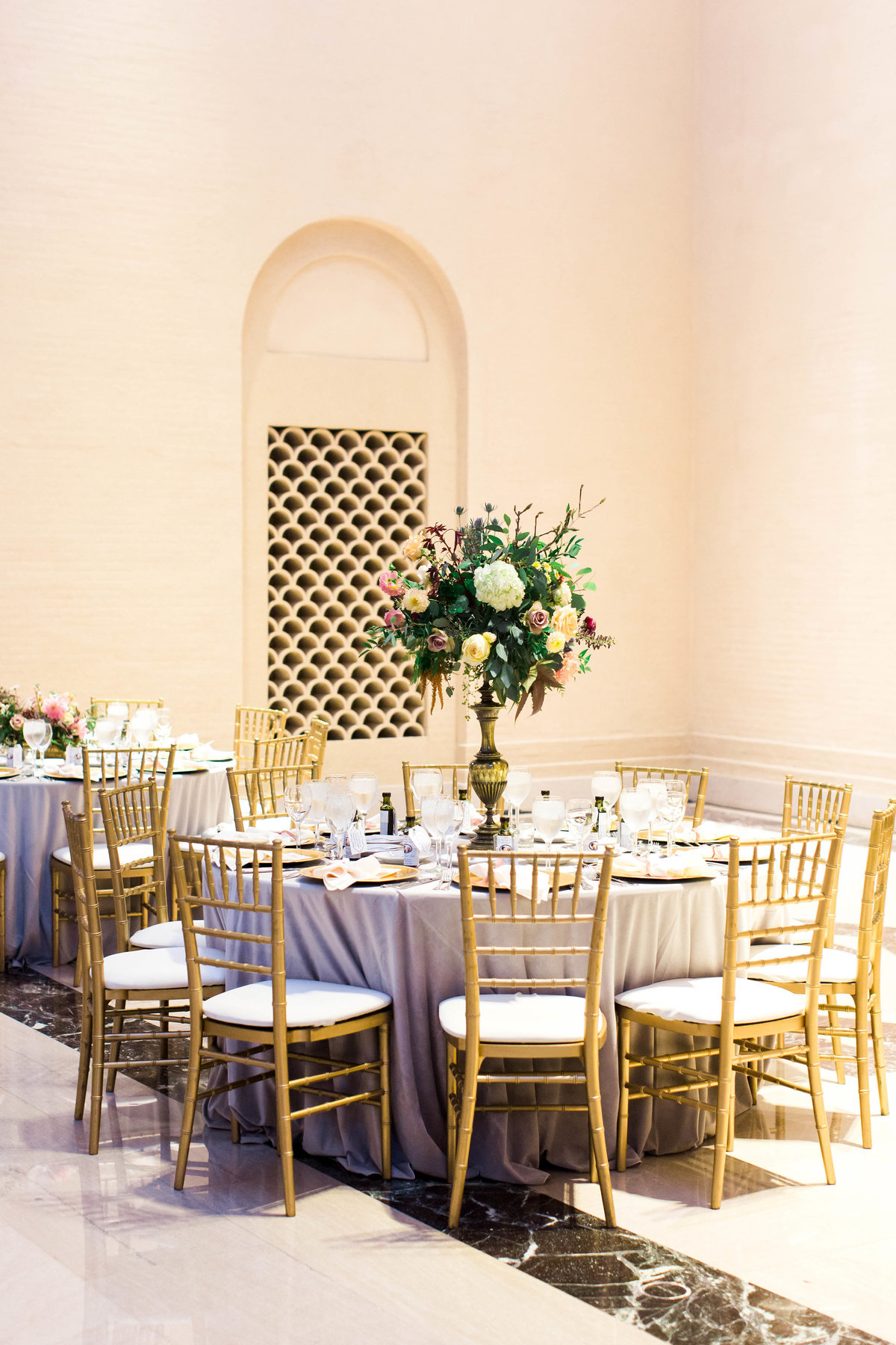 Colorful Floral Wedding at the St. Louis Art Museum