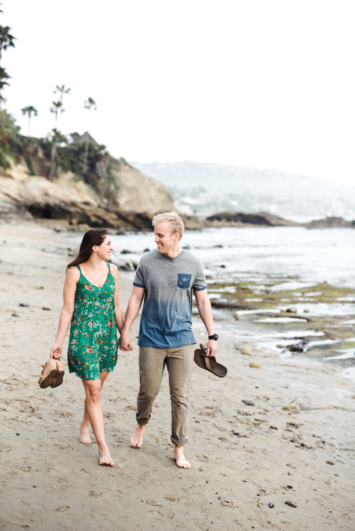 Laguna Beach Engagement Session - 039