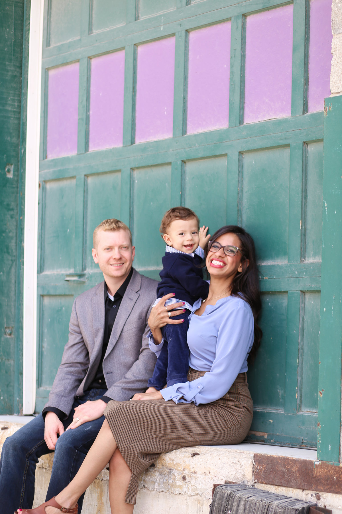 Family Photographer - Lifestyle Photographer Near Me - Studio Photography West Bottoms Kansas City