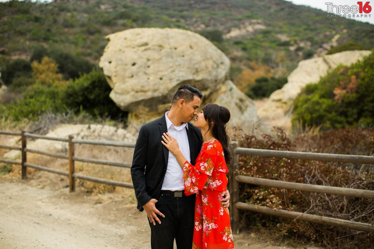 Laguna Coast Wilderness Park Engagement Beach Photos_2