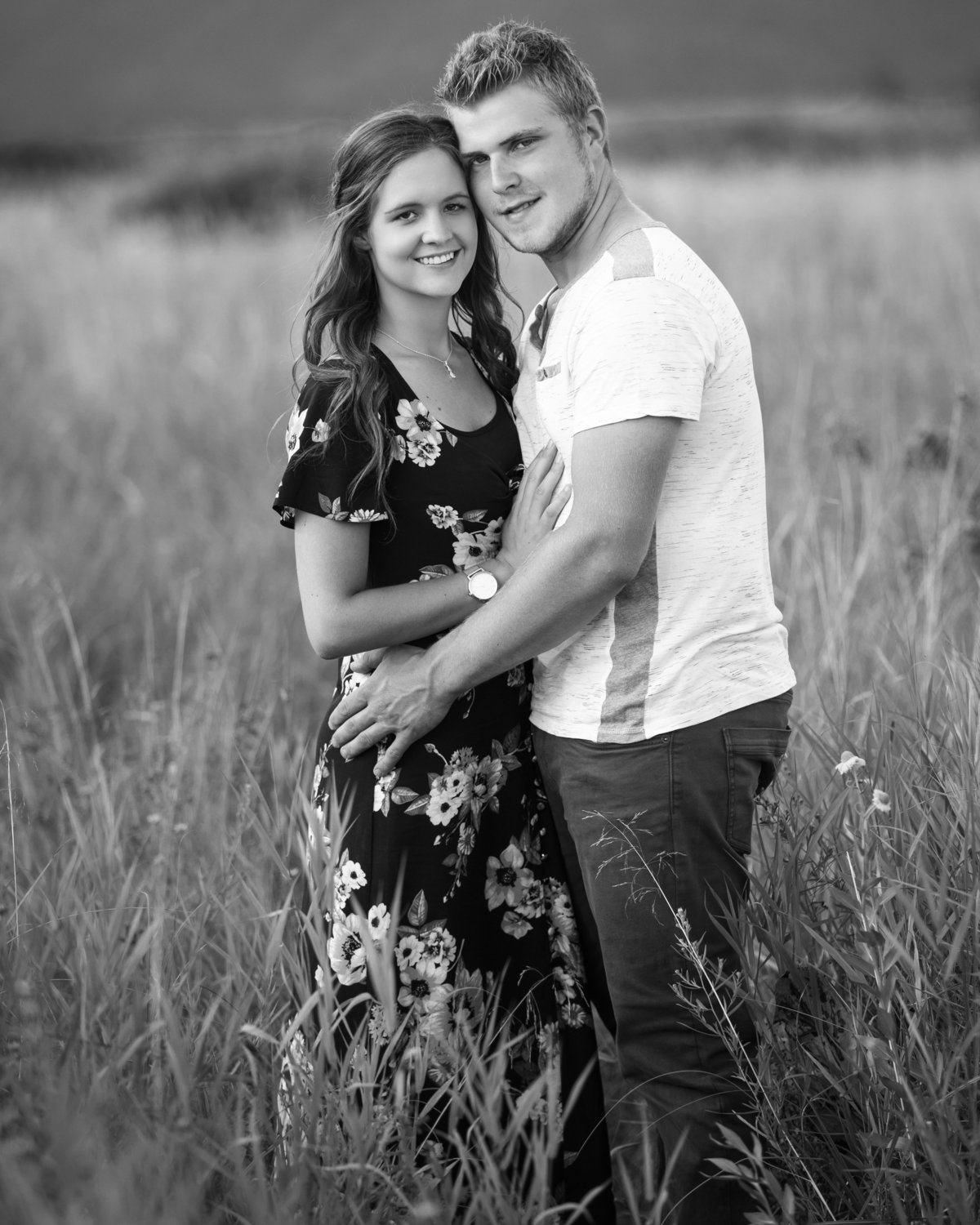 Catrina Scott Photography Laurissa + Darren Pitt Lake (5)