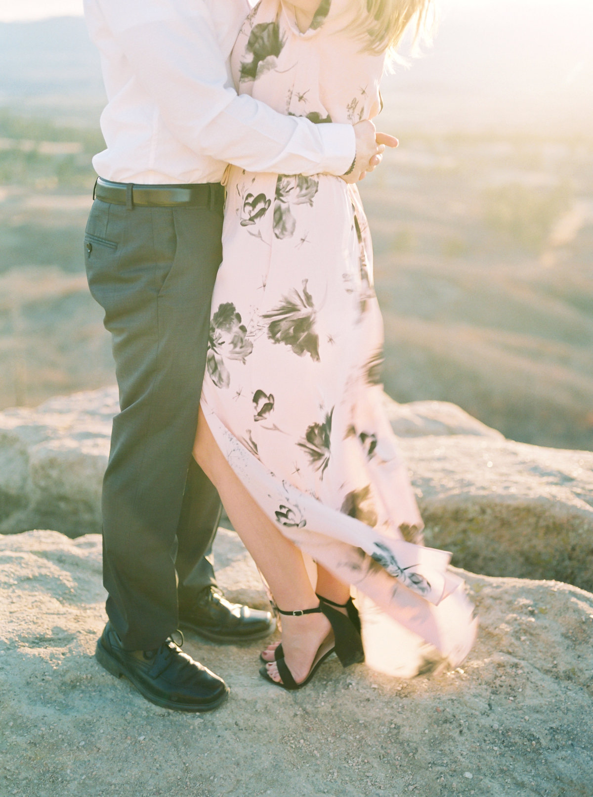 Denver Colorado Mountain Engagement Photography