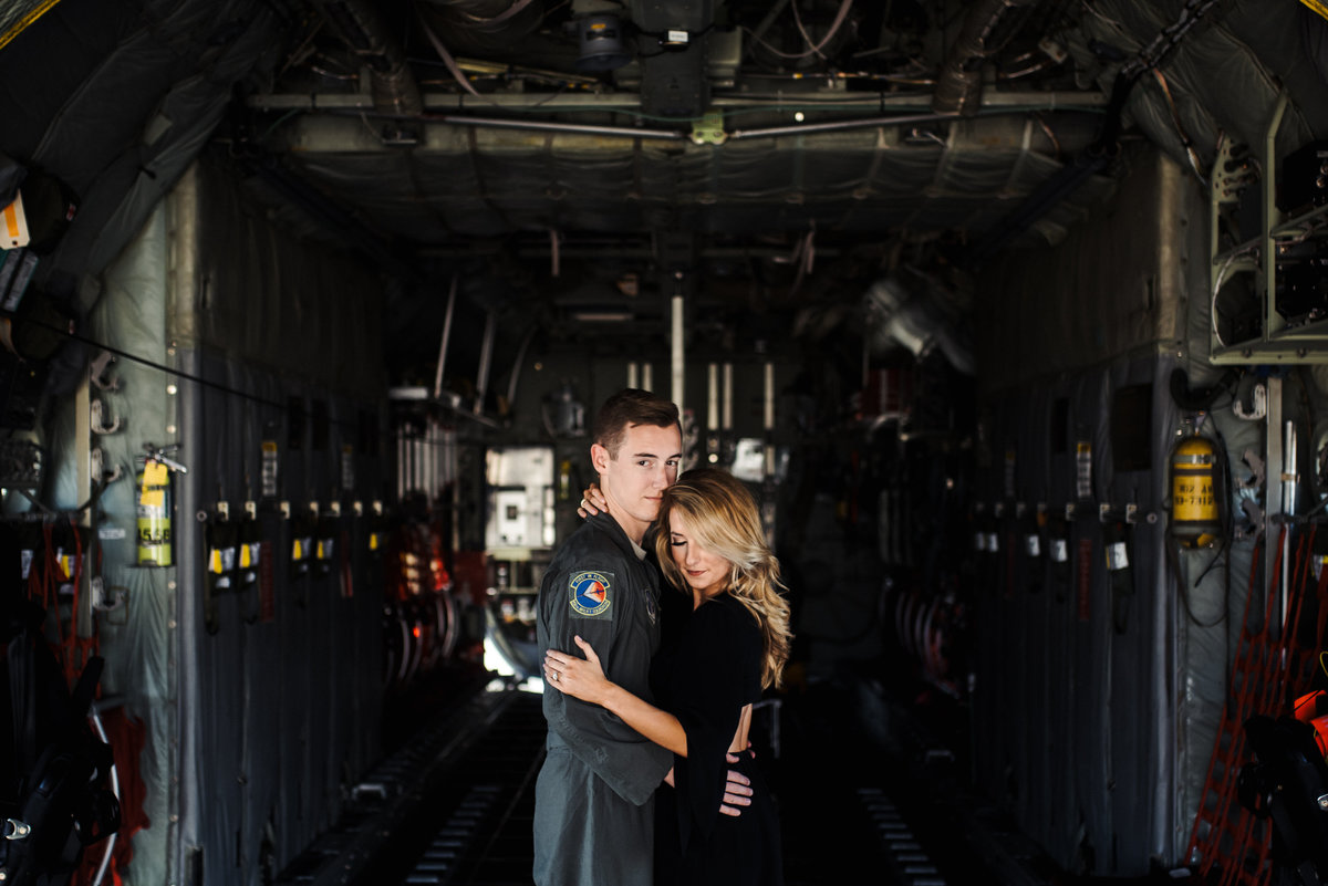 Themed Charlotte engagement Photos 10
