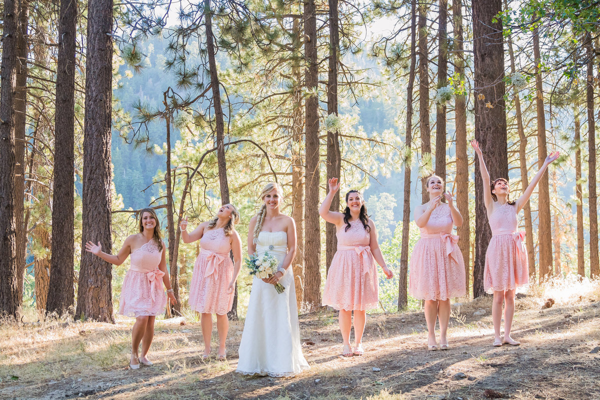 Mountain Wedding | Wrightwood Wedding D&T-10