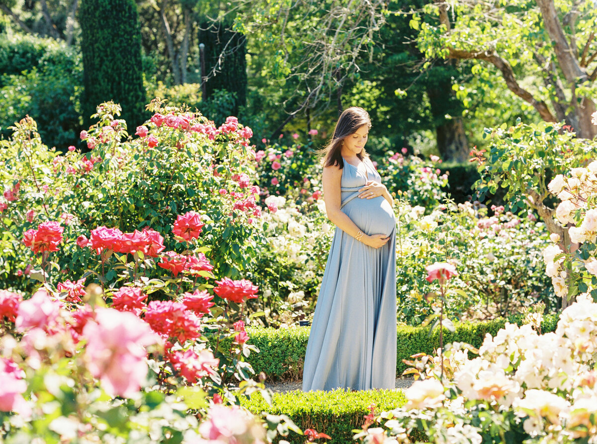 Olivia Marshall Photography-Filoli Maternity Photos-14