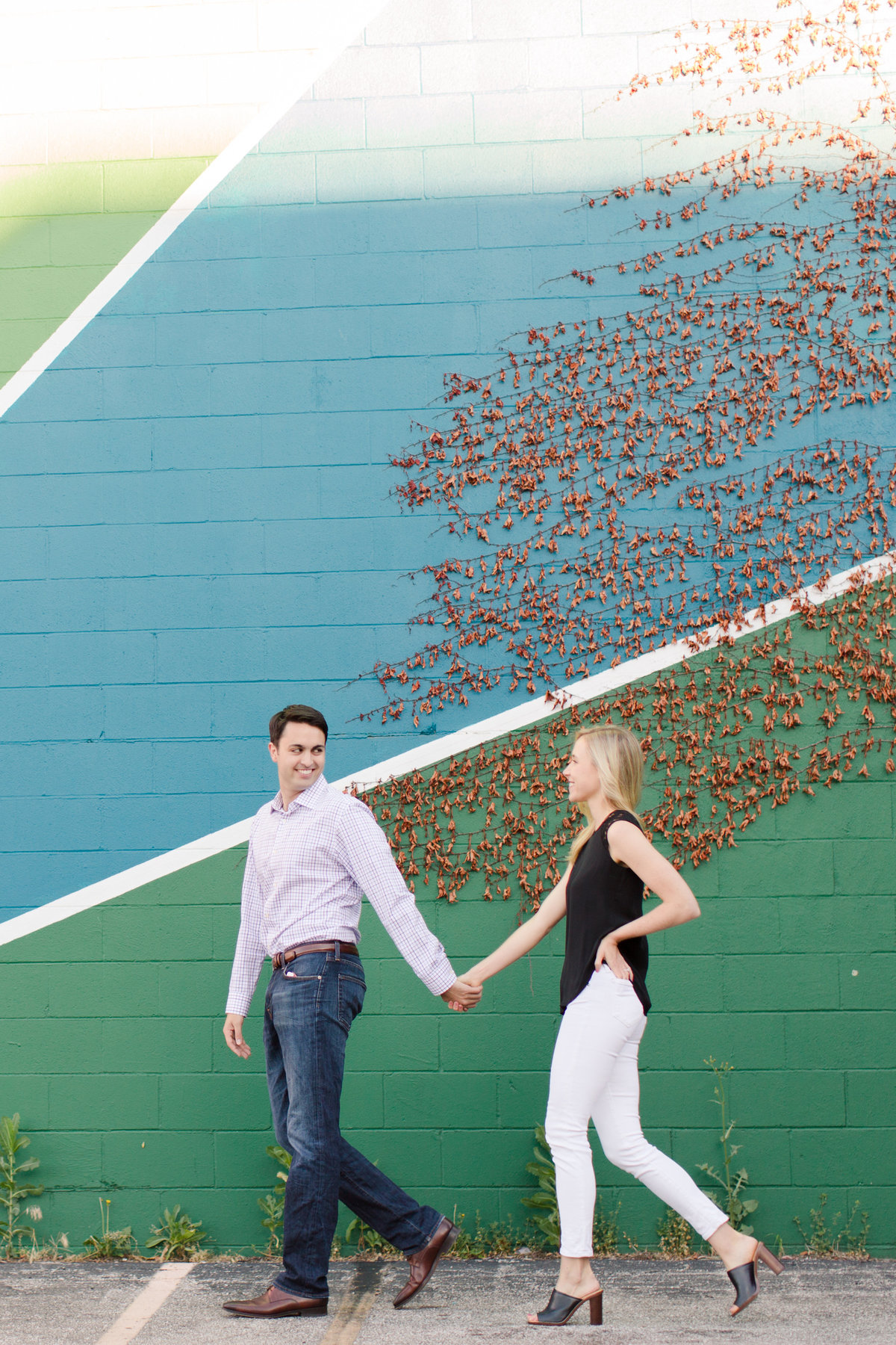 Indianapolis War Memorial Downtown Engagement Session Sunrise Sami Renee Photography-37