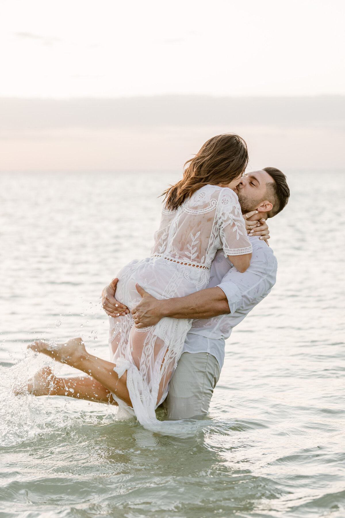Beach Elopement in Saint Petersburg, Florida 46