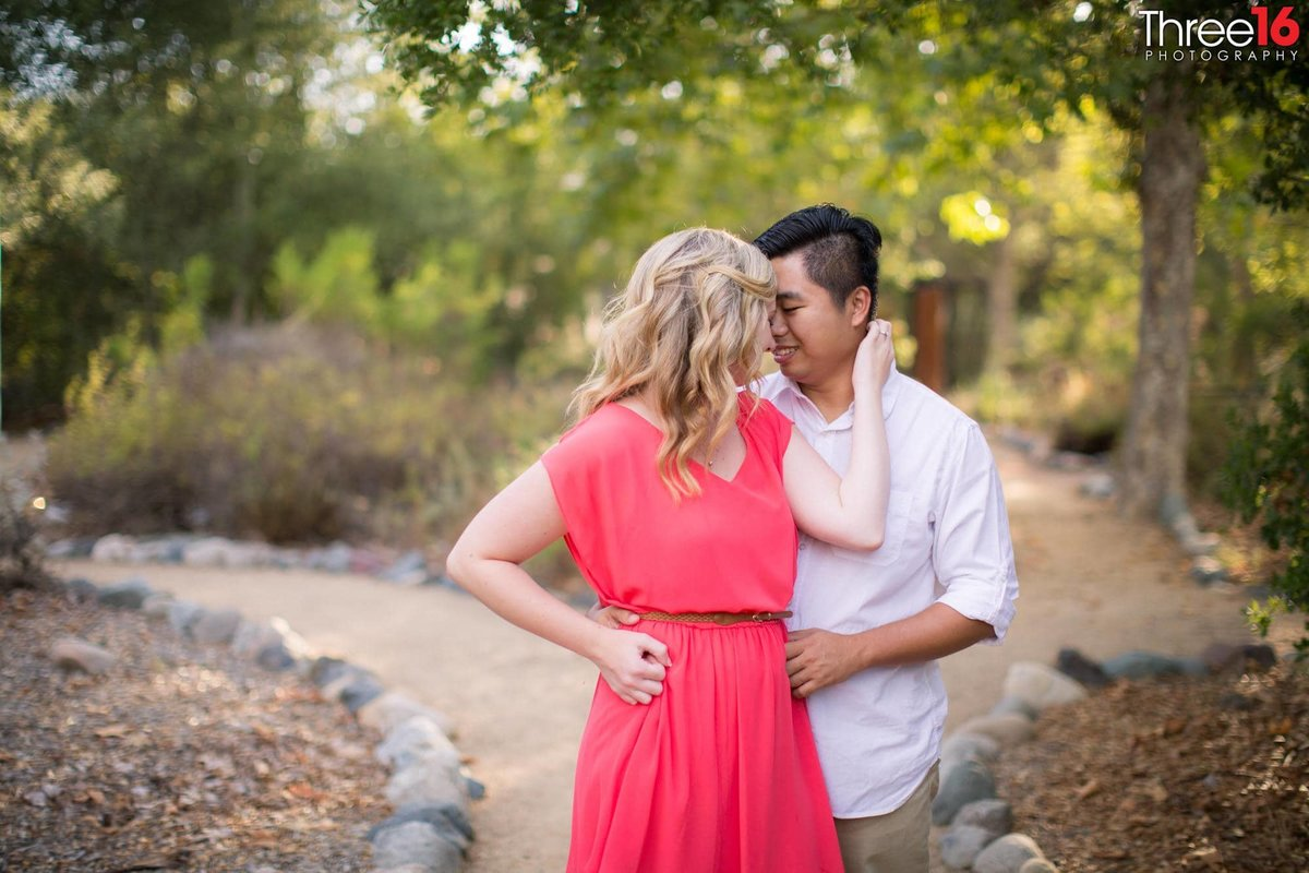 Thomas F. Riley WIlderness Park Engagement Photos Orange County Weddings Professional Photography