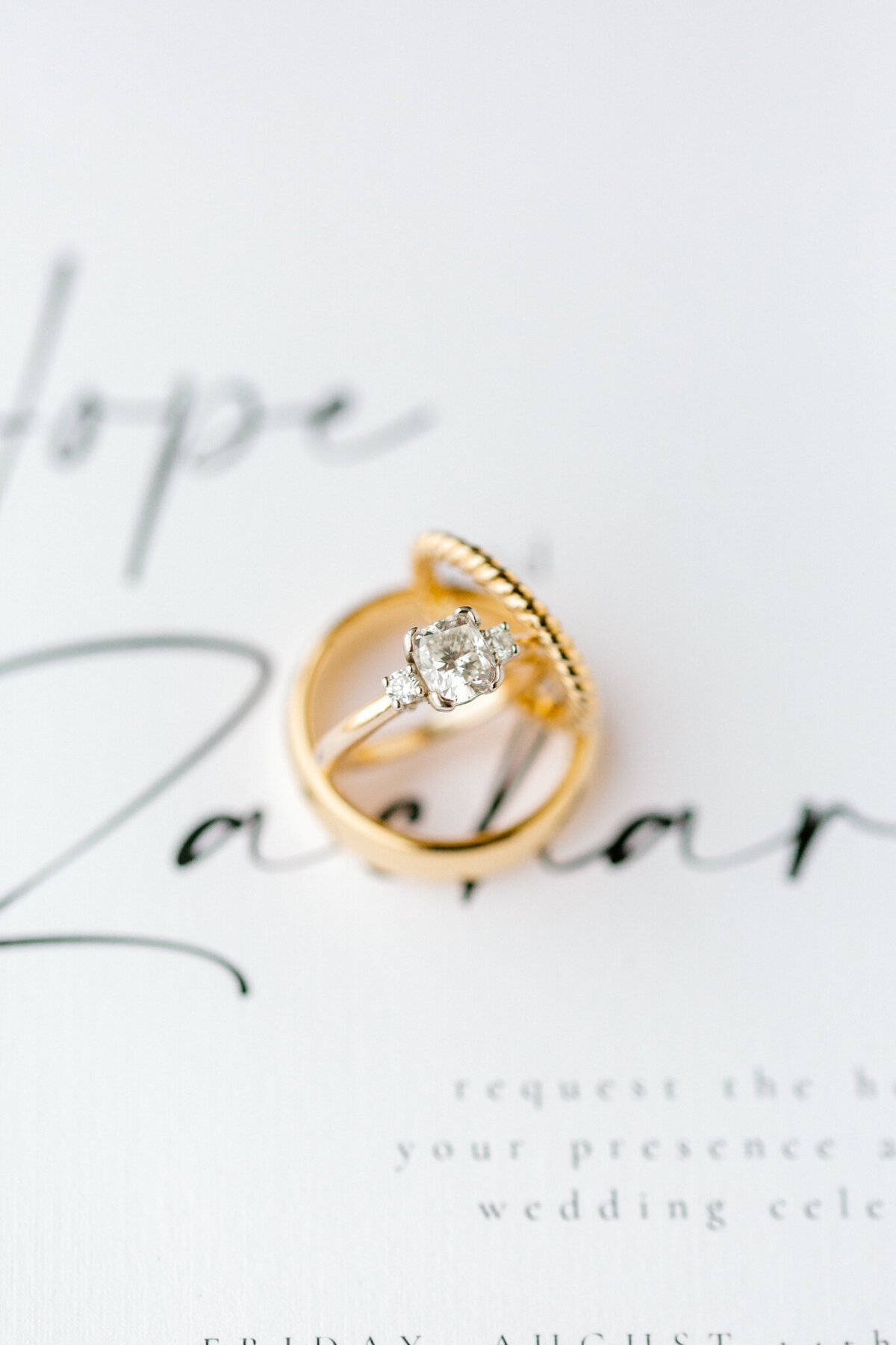 Hope & Zack's Wedding at the Carlisle Room | Dallas Wedding Photographer | Sami Kathryn Photography-16