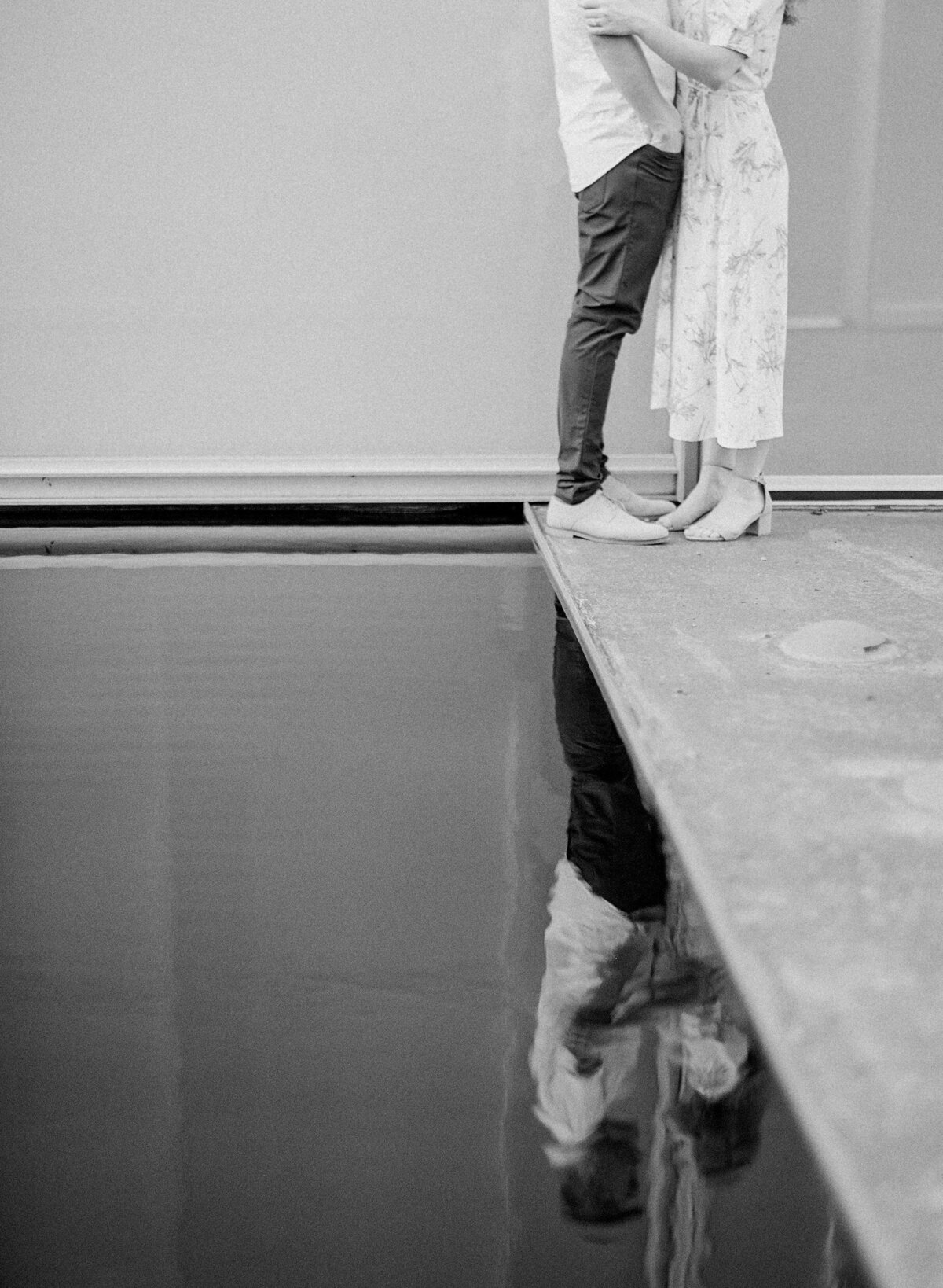 Engagement Photography at the NC Museum of Art in Raleigh, NC 13