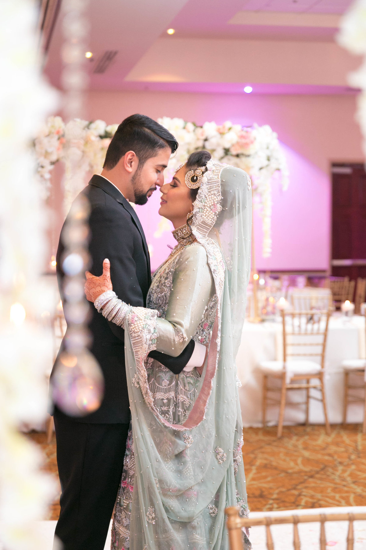 Shireen and Shabaz - Wedding Portraits -134