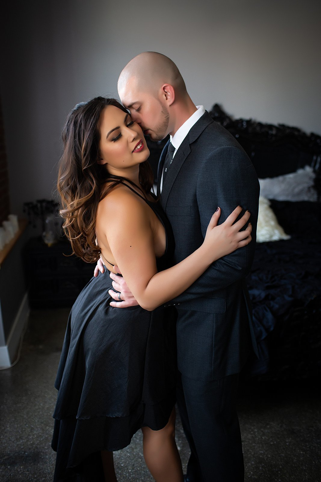 Hampton Roads Virginia Couples Boudoir Photographer (17)