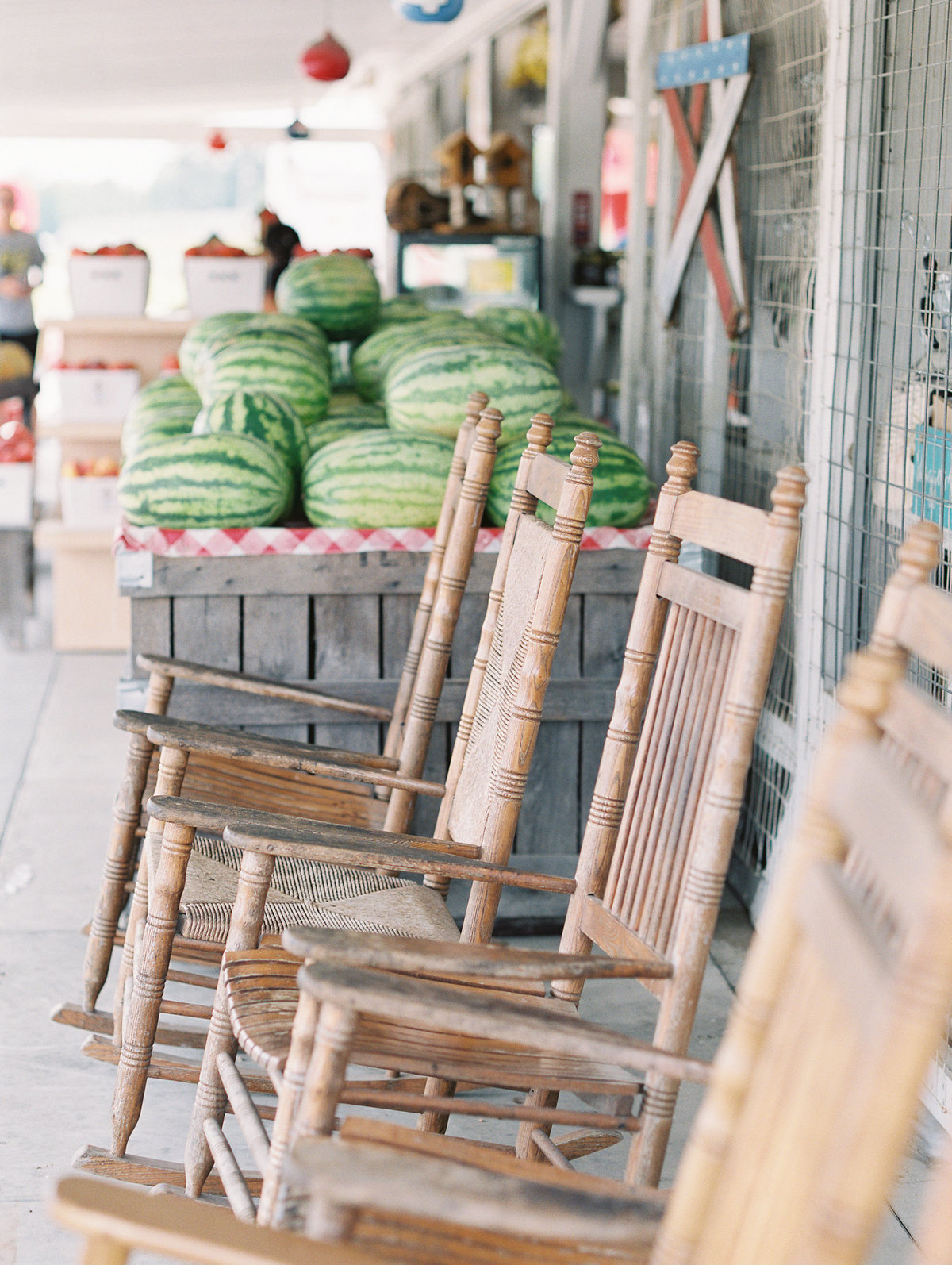 Southport rocking chairs