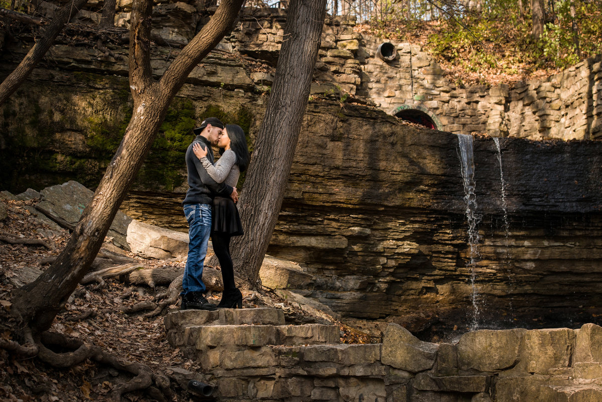 Andrea & Tyler - Minnesota Engagement Photography - Hidden Falls Regional Park - RKH Images  (119 of 172)