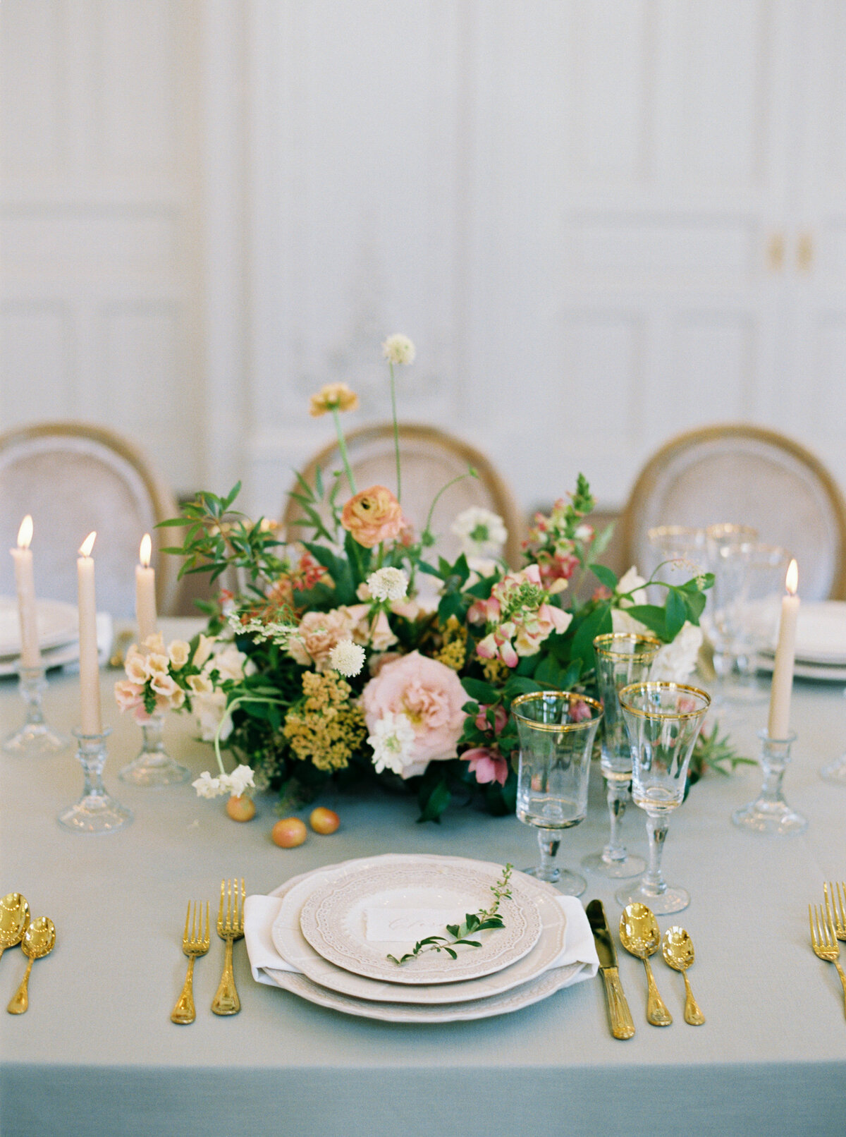 Allora & Ivy Event Co |  Dallas Wedding Planners & Event Designers | Painterly Impressions at The Olana