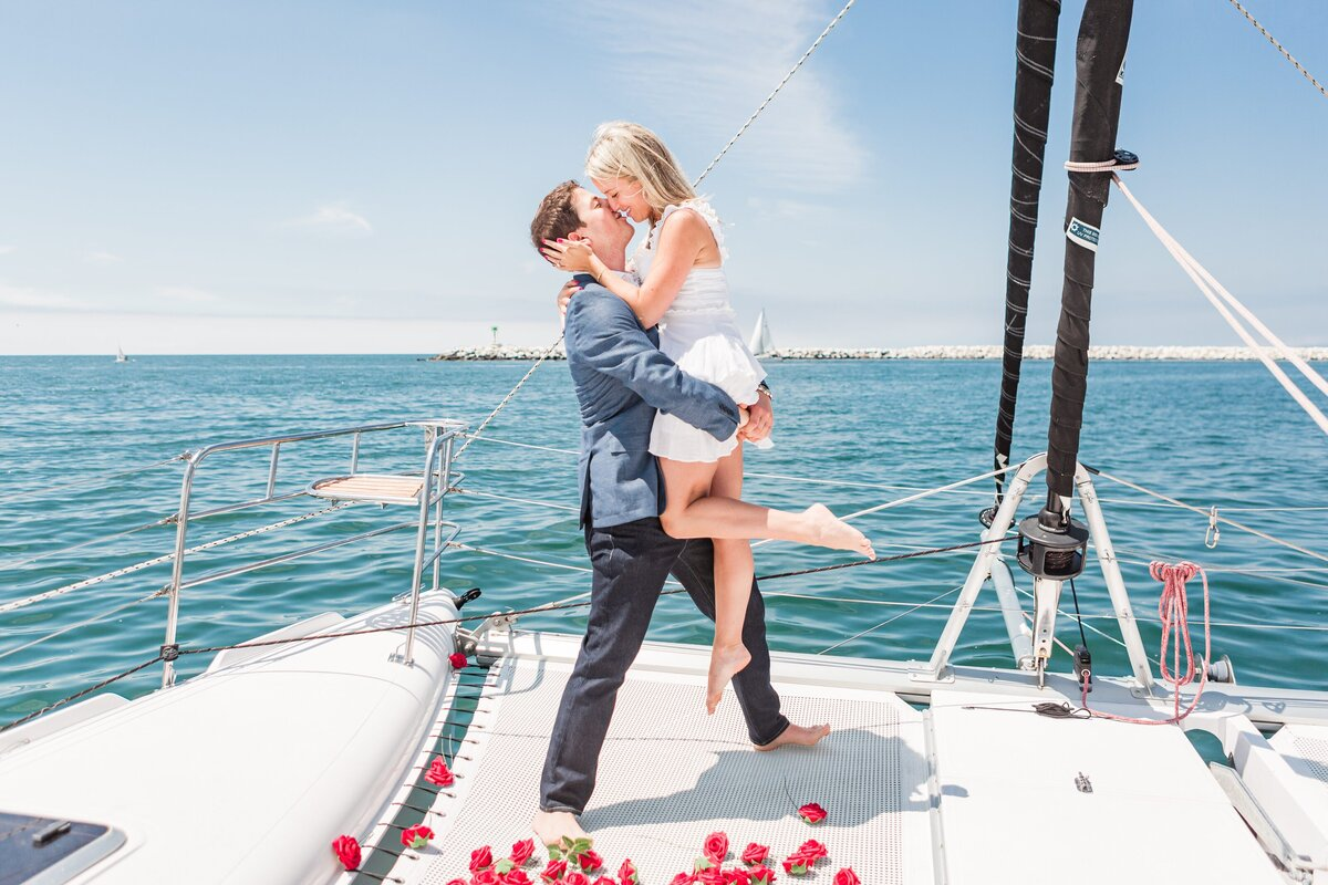 Marina-Del-Rey-Sailboat-Engagement-Beach-Molly-Erich-0023