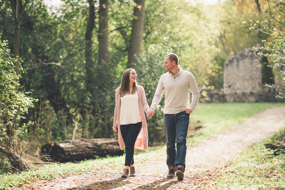 doon-mill-ruins-kitchener-engagement-shoot-2