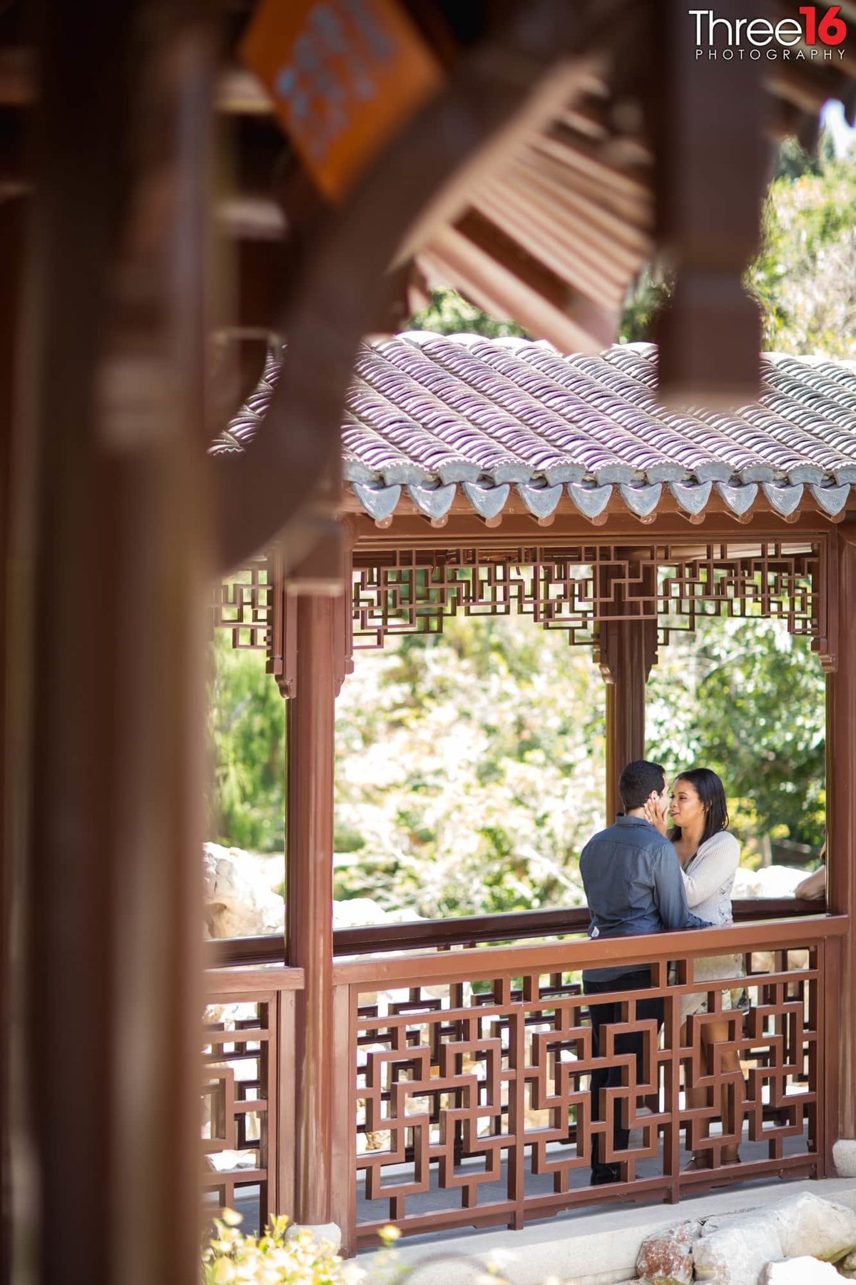 The Huntington Library & Gardens Engagement Photos San Marino Los Angeles County Weddings Photographer