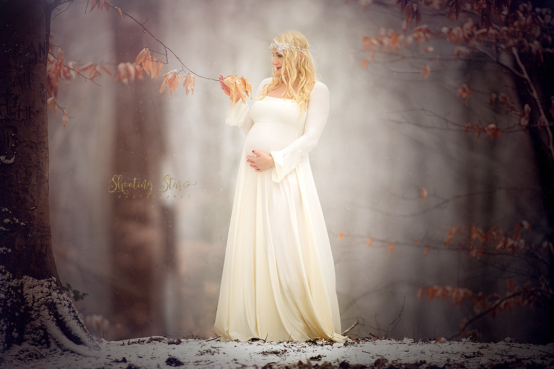 maternity photographer in southern nj