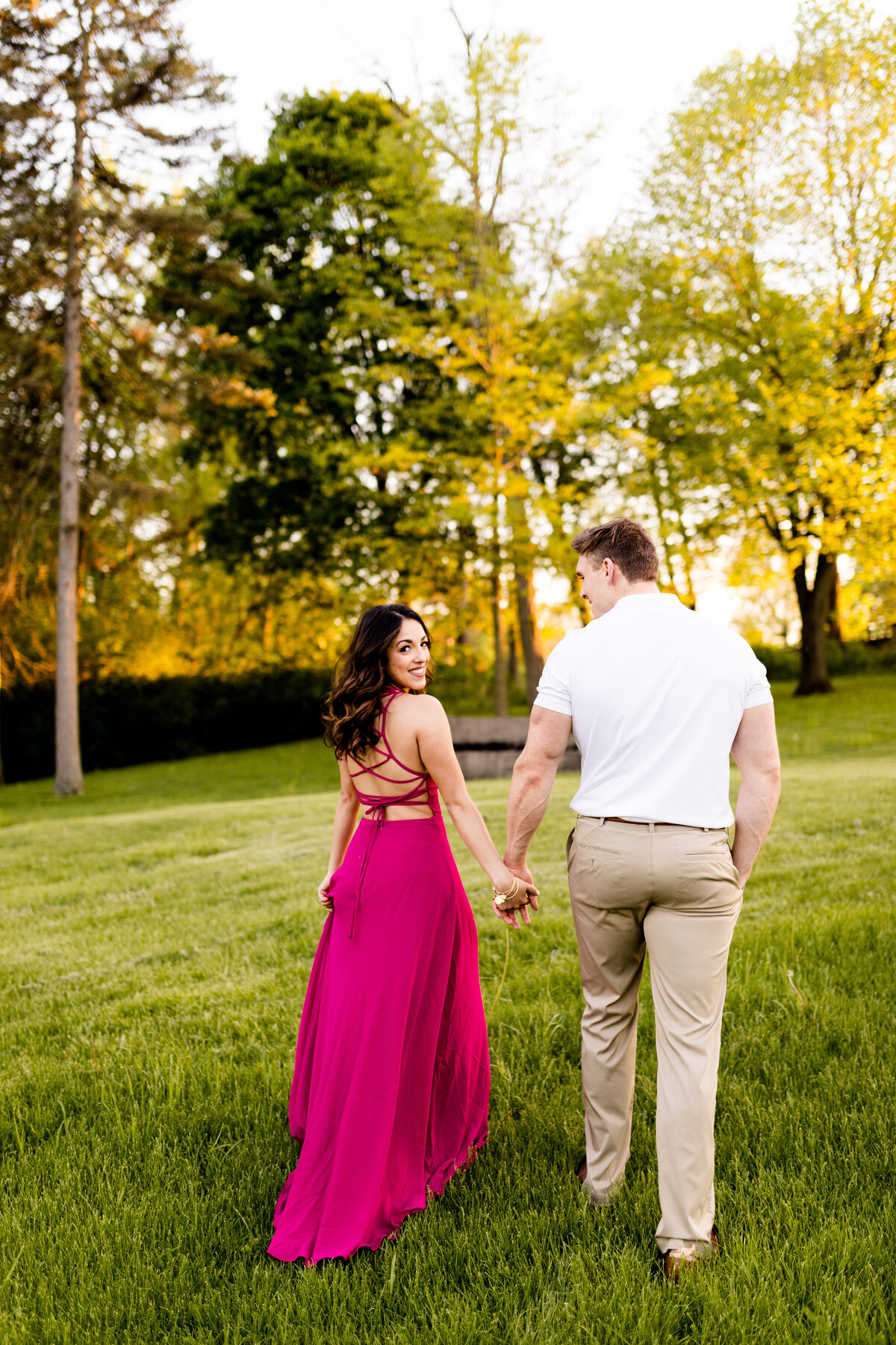 Caitlin and Luke Photography Wedding Engagement Luxury Illinois Destination Colorful Bright Joyful Cheerful Photographer 2481