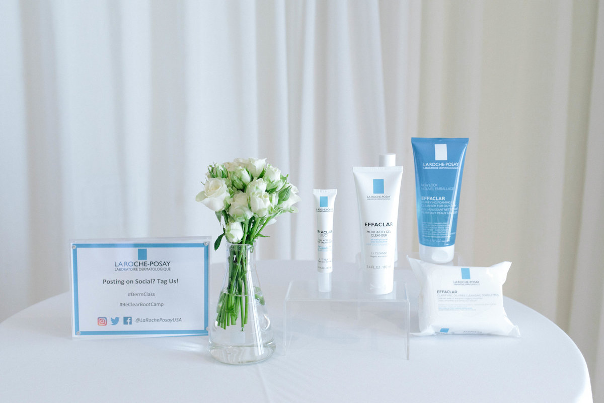 Savvy Events Los Angeles Event Planner La Roche Posay548A8524
