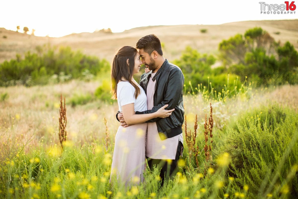 Thomas F. Riley WIlderness Park Engagement Photos Orange County Wedding Professional