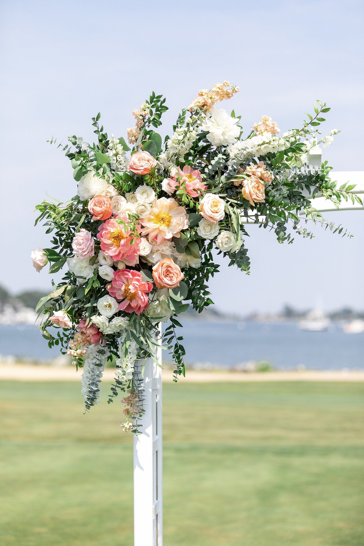 Wentworth by the Sea Country Club Wedding By Halie-Ceremony-13
