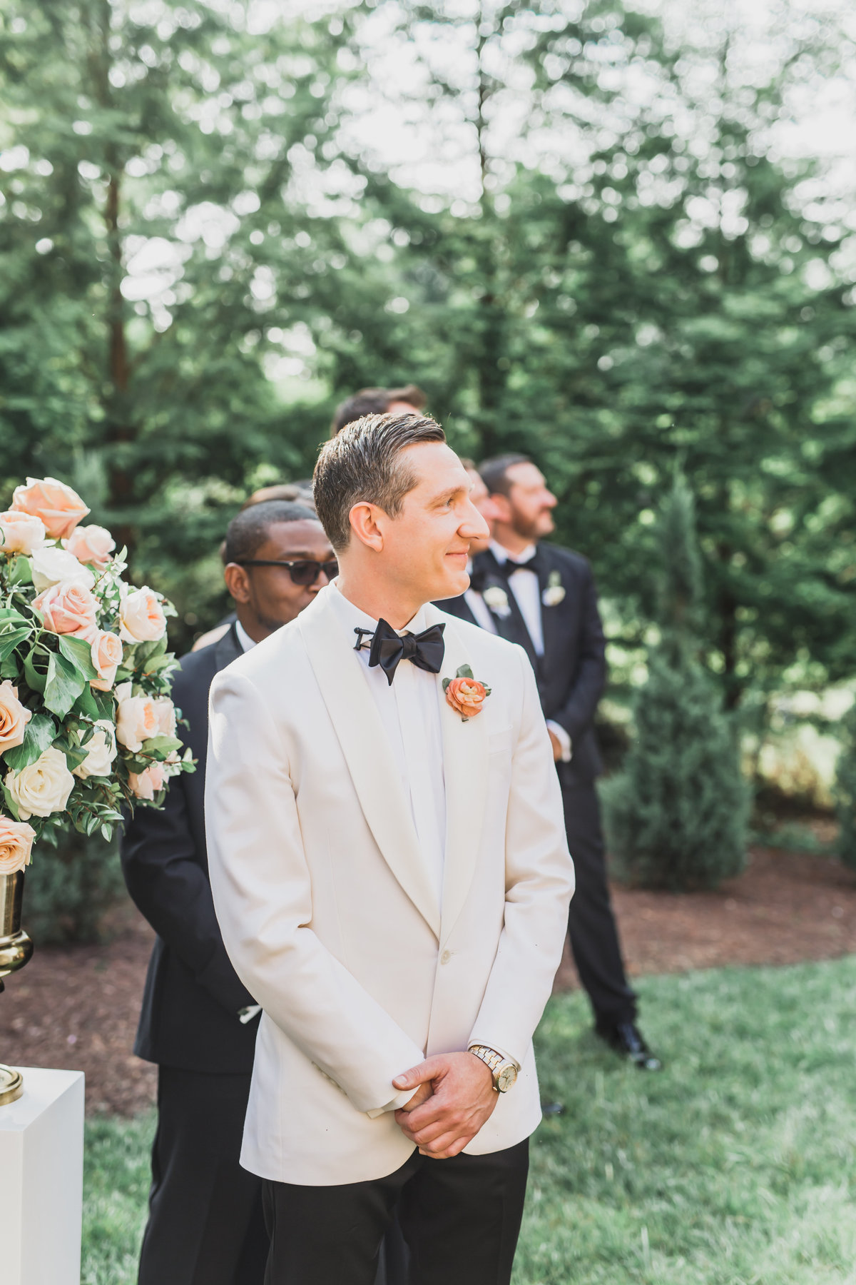 Washington D.C. Wedding Photographer - M Harris Studios-675