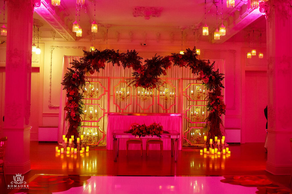 Black Wedding Planner Dallas Scottish Rite Wedding Nigerian Wedding Planner Dallas (156)