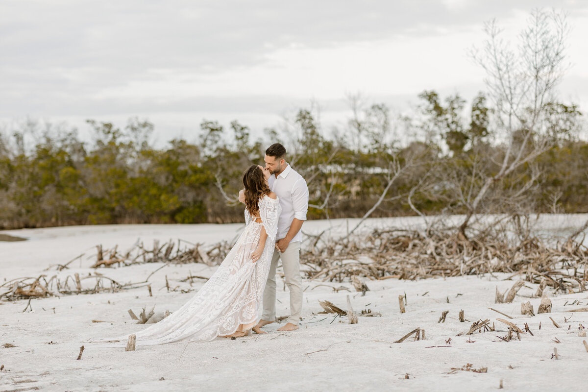 Beach Elopement in Saint Petersburg, Florida 26