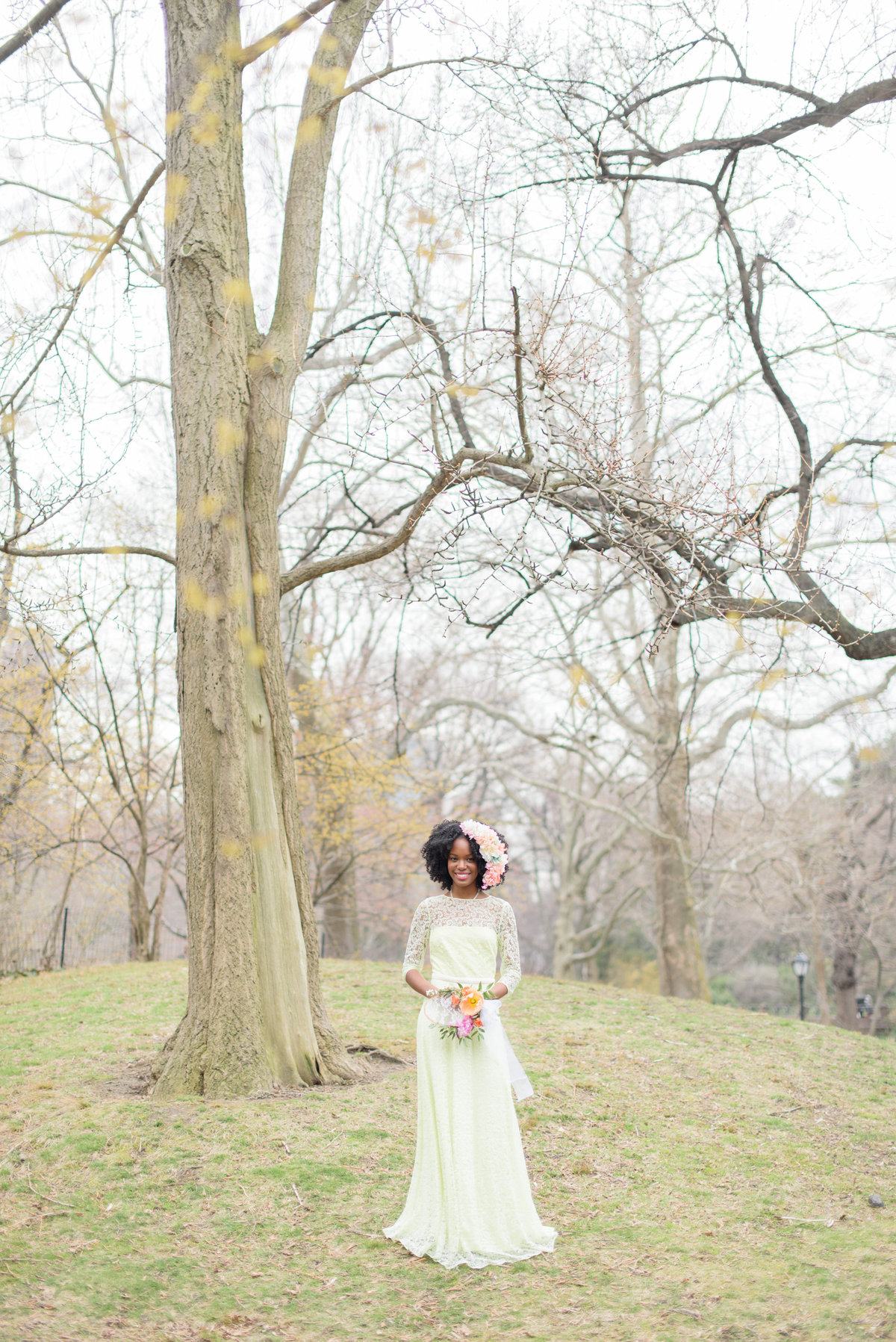 Central Park Wedding Photographer | Bridal Style Inspiration 1
