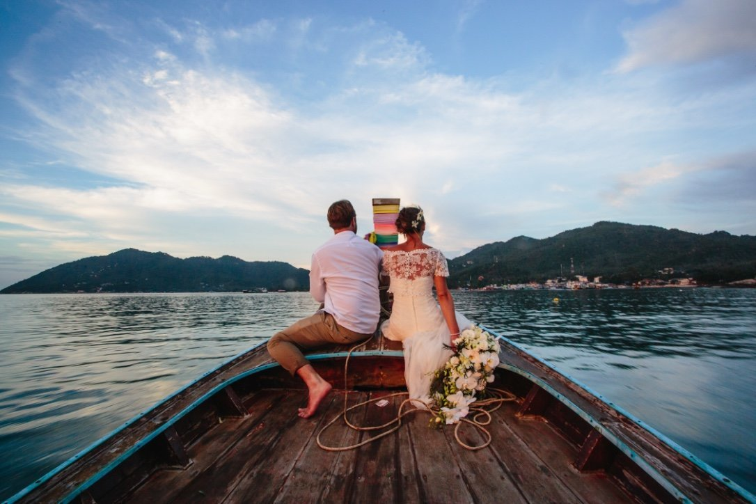 Koh Tao Wedding Thailand  | Forever Lovestruck | N&J_25