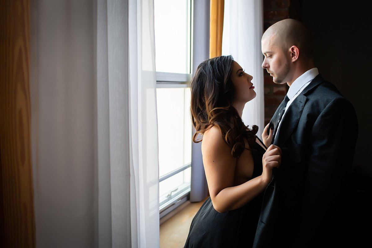 Hampton Roads Virginia Couples Boudoir Photographer (28)