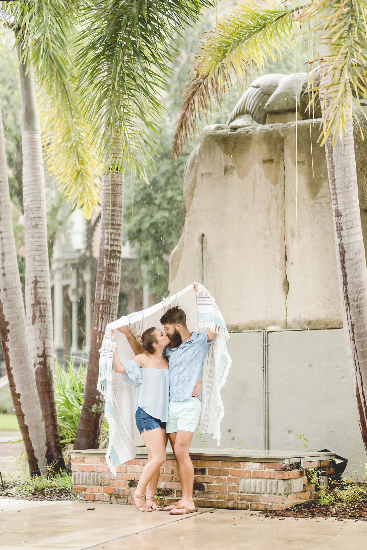 Tampa engagement photography session 33