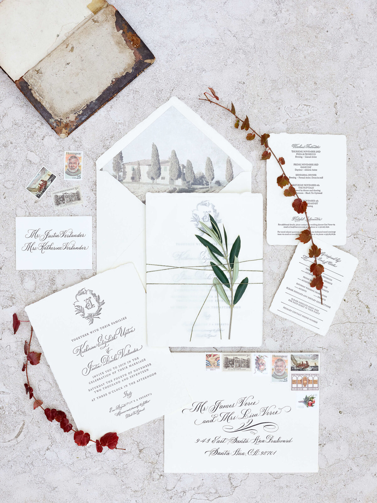 5-KTMerry-weddings-Kate-Upton-paper-suite-invitation