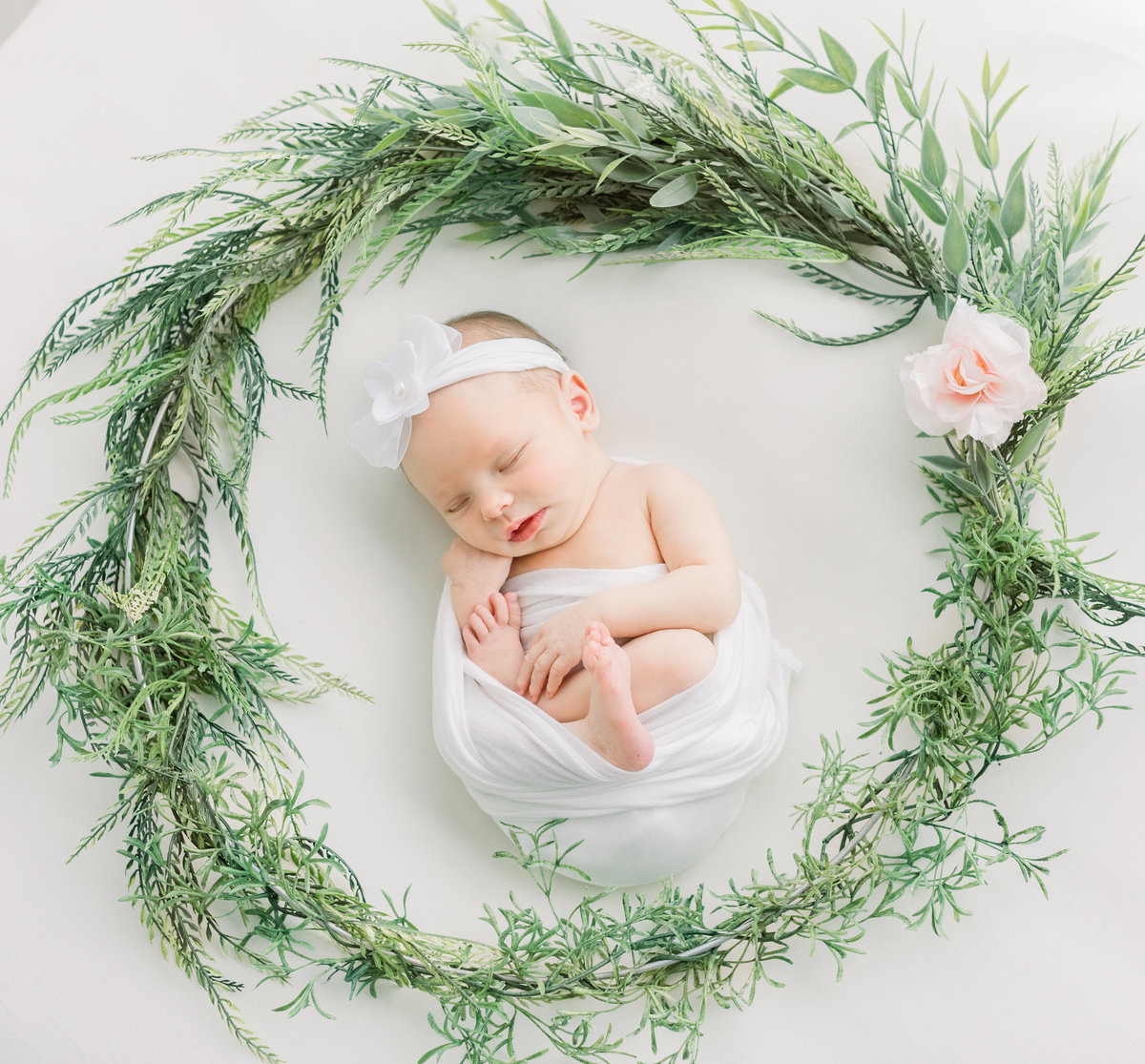 Round Rock Newborn Photography
