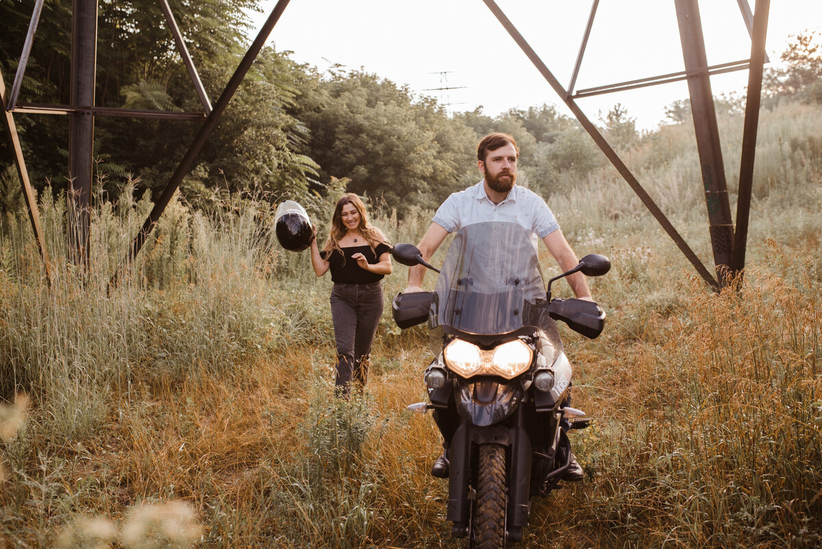 toronto-outdoor-fun-bohemian-motorcycle-engagement-couples-shoot-photography-43
