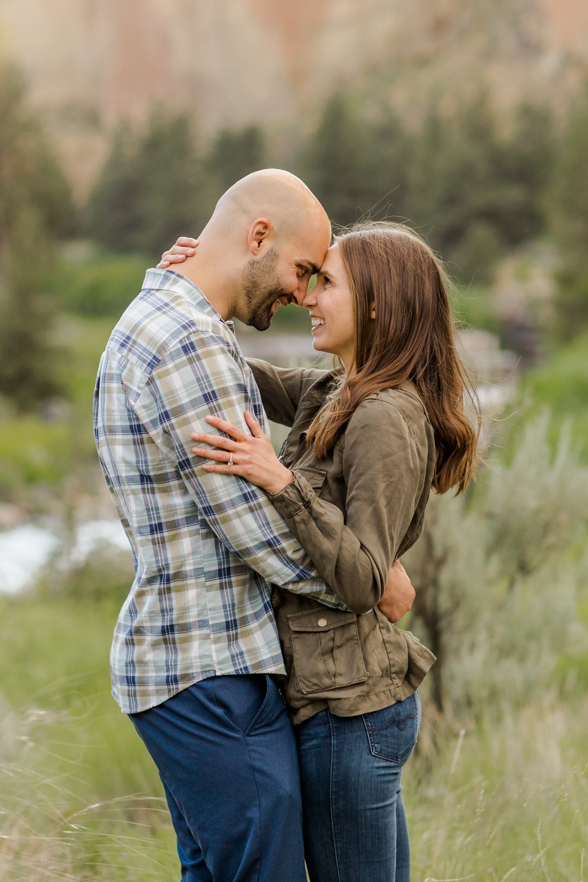 Smith Rock Engagement Session - Bend Oregon-11
