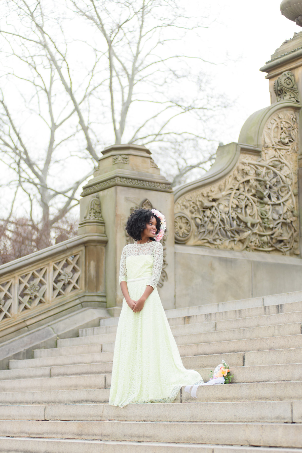 Central Park Wedding Photographer | Bridal Style Inspiration 16