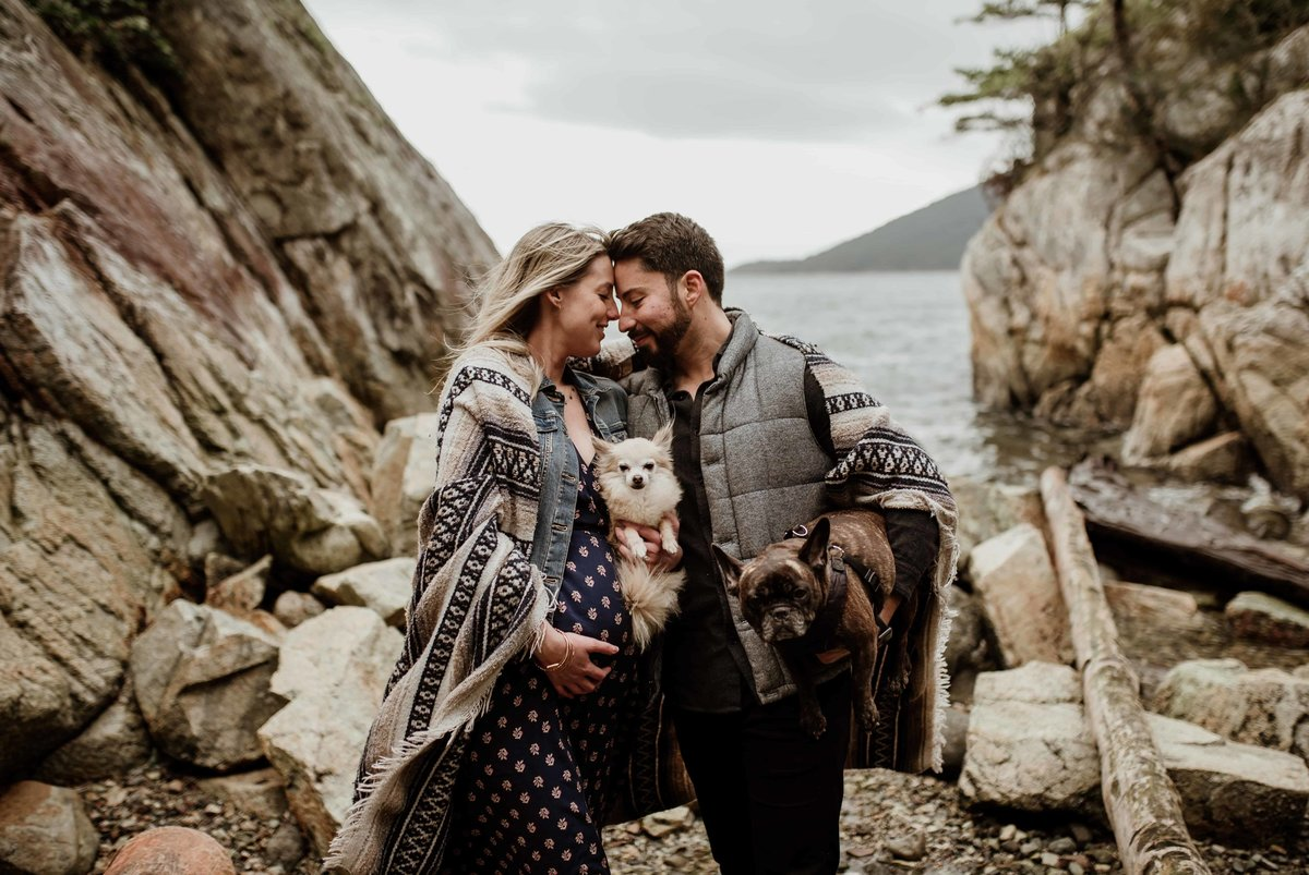 West Vancouver Maternity Photography