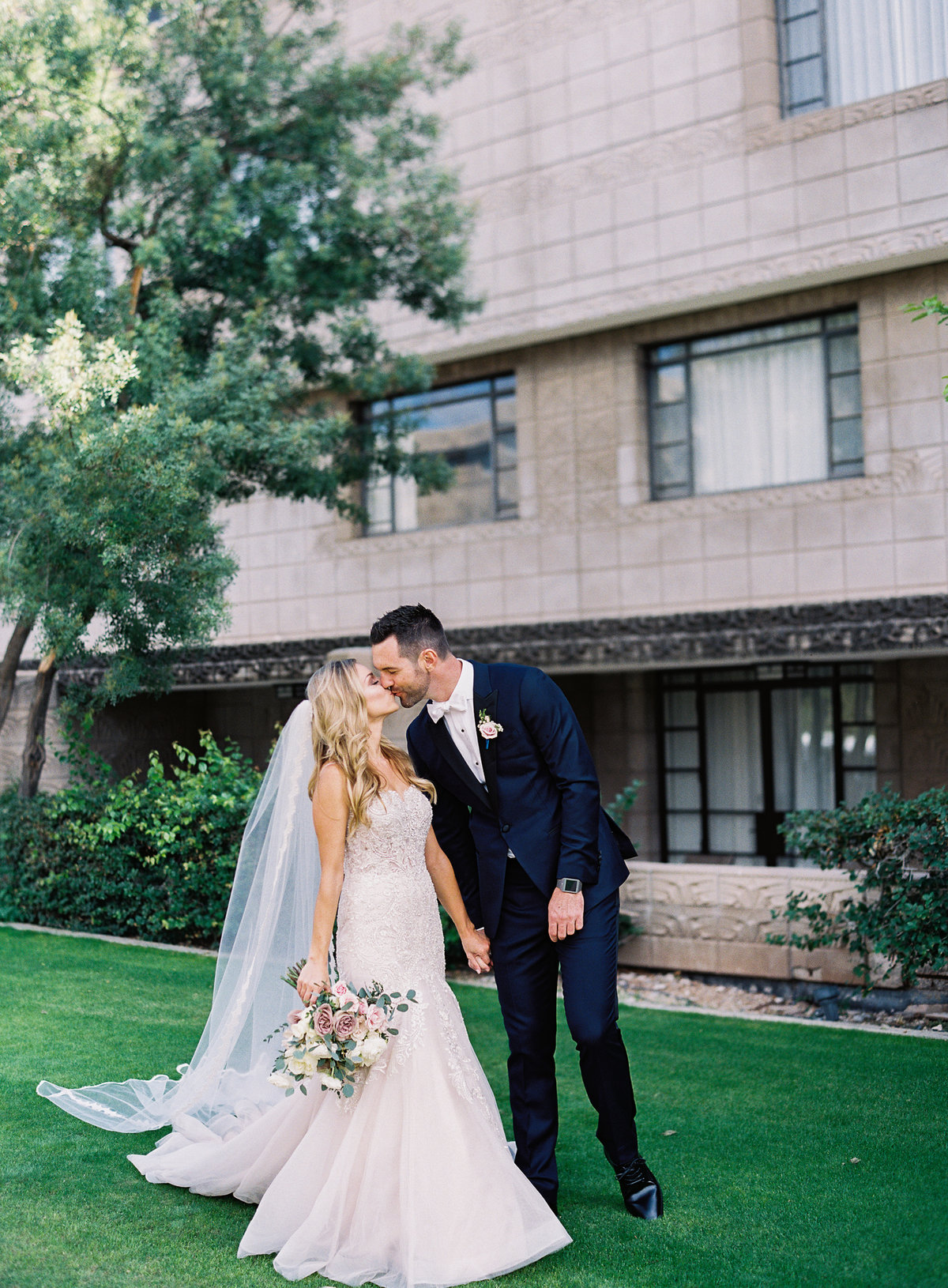 Arizona Biltmore Wedding - Mary Claire Photography-16