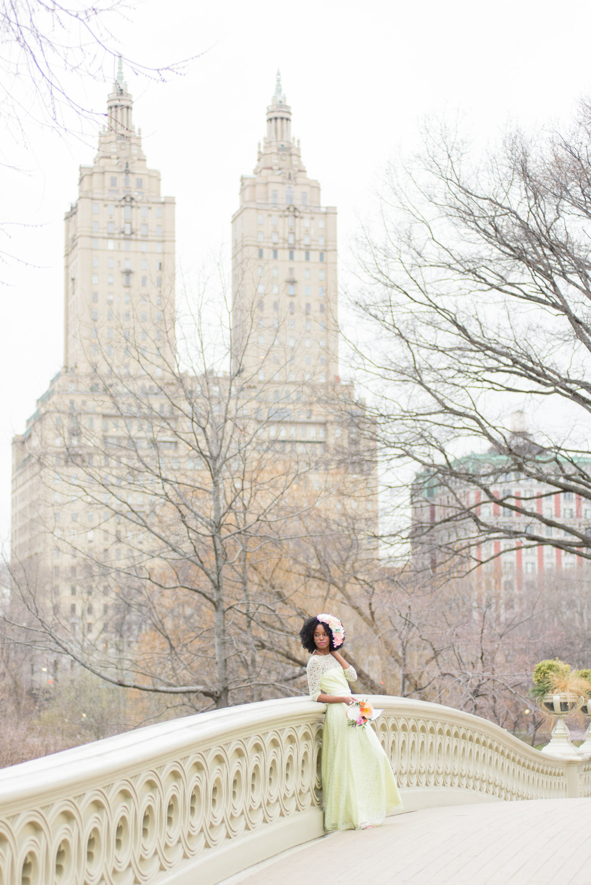 Central Park Wedding Photographer | Bridal Style Inspiration 22