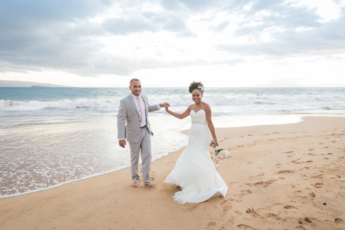 Simple Maui Wedding-63