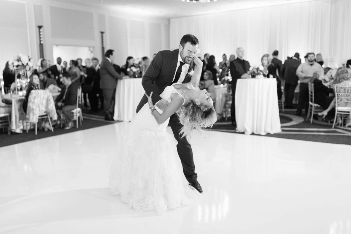 Indoor First Dance