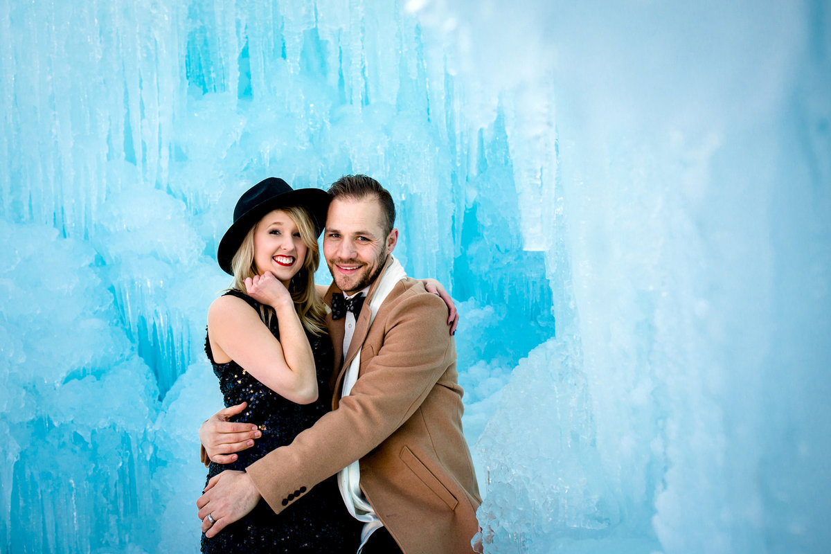 ice-castles-colorado-engagement-photos